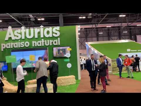 Pabellón de Asturias en FITUR 2020