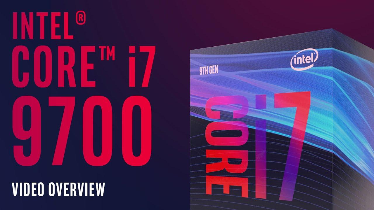 9700 インテル core i7