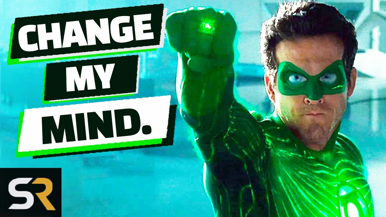Download Green Lantern Is The BEST Superhero Movie