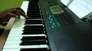Bekarar Karke Humein - Bees Saal Baad (1962) - Piano Instrumental