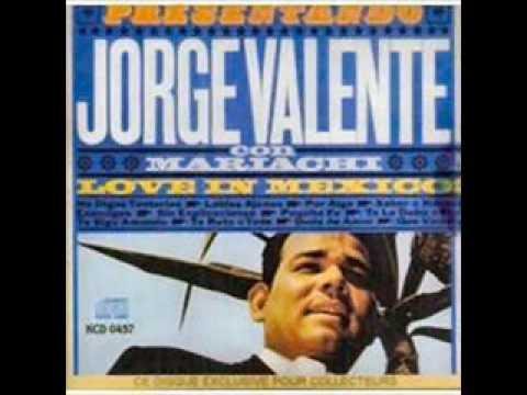 "JORGE VALENTE   "" TANGO NEGRO """