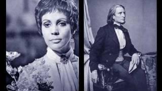 Liszt - Mignons Lied (Kennst du das Land) - Fassbaender - Thibaudet