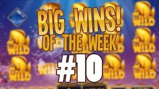 BIG WINS OF THE WEEK #10 45.000€ BONUS! (Twitch Casino Streamers)
