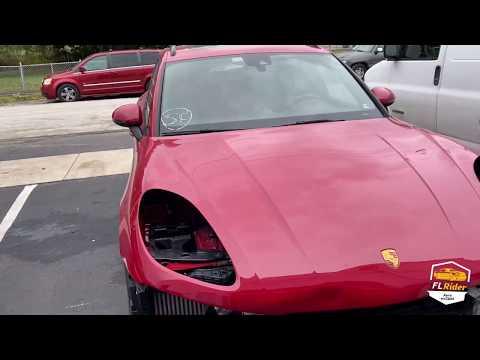 Youtube FLRider:Porsche Macan GTS 2019 на базе FL Rider в Miami