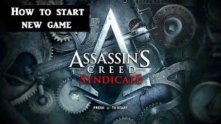 Yeni oyun Assassin's Creed Syndicate ipuçları başlatma AC Sendikası: