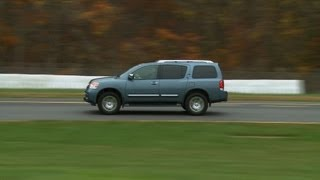 2011-2014 Nissan Armada quick take | Consumer Reports
