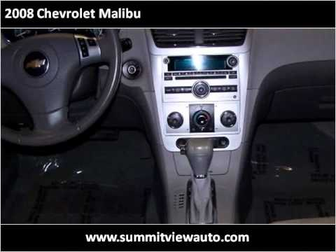 2008 Chevrolet Malibu available from Summit View Auto, LLC