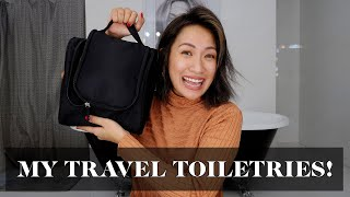 My Travel Toiletries (How I Stay Fresh All Day) | Laureen Uy