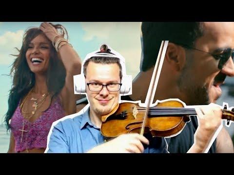 Despacito - Violin Version - Luis Fonsi ft. Daddy Yankee