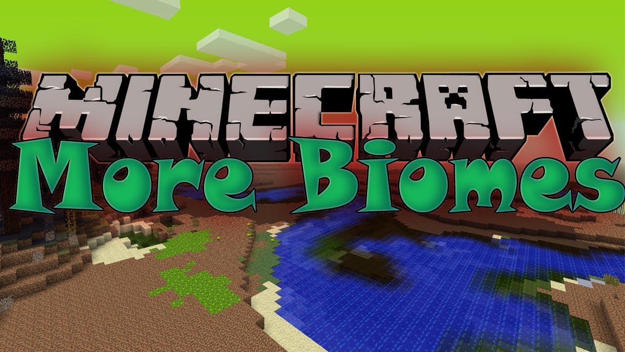 Minecraft Mod - Biomes O' Plenty Mod