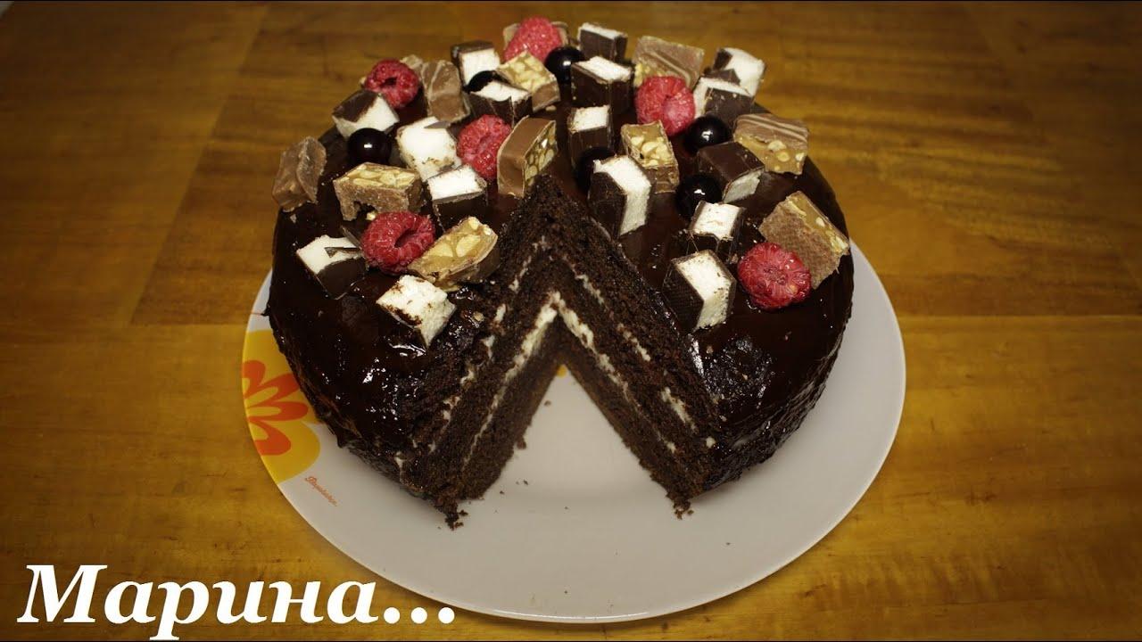 шоколадный торт рецепт с фото 11 0266666666666