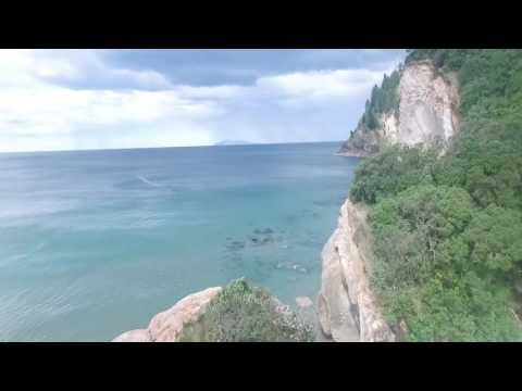 COROMANDEL COAST DRONE VIDEO | PeterTroakeProductions |