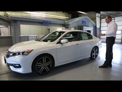 2017 Honda Accord Sport SE 4D Sedan | Brilliance Honda