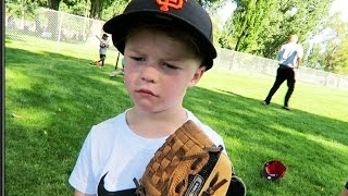 My First TEE-BALL Game