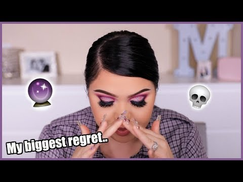 Story Time GRWM | A Psychic Predicted My Future.. Biggest  Regret