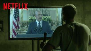 War Machine x House of Cards | Netflix