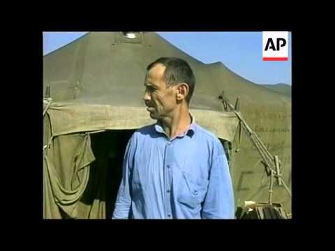 RUSSIA: REFUGEE CAMPS UPDATE