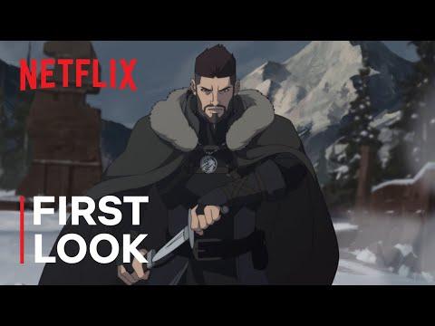 The Witcher: Lenda do Lobo   Vesemir – Primeiras imagens   Netflix