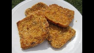 FRENCH TOAST in 3 Minutes - Learn How to make perfect FRENCH TOAST Recipe Demonstration