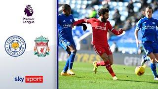 3 Tore in 7 Min! Nächste Pleite für Klopp | Leicester City - FC Liverpool 3:1 | Premier League