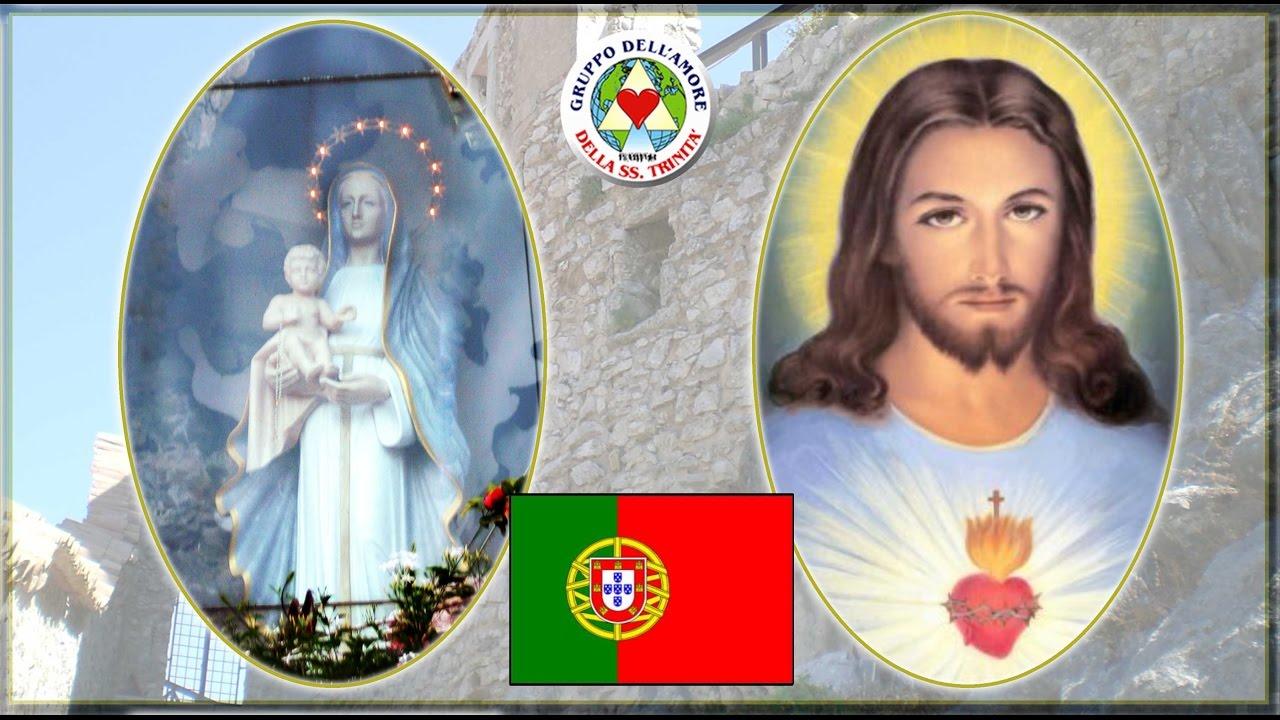 Préférence MESSAGES 12-01-2017 - SAINTE VIERGE MARIE ET JÉSUS - OLIVETO CITRA  TH81