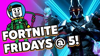 Don't Let me Get in My ZONE! Fortnite Fridays with Bricks 'O' Brian!