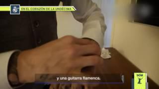 90 Minuti: Los rituales de Sergio Ramos antes de la final de Champions