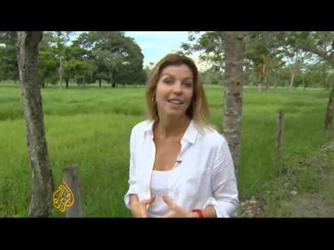 Colombians split on peace talks