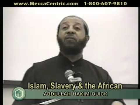 30% of the slaves were muslims