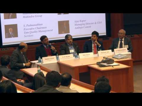 2015 India Conference - Can India Overtake China to Become a Global Manufacturing Hub by 2020