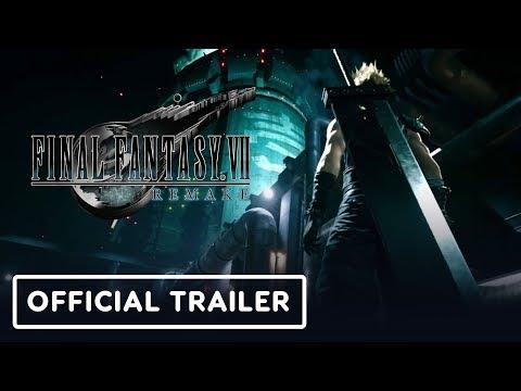 Final Fantasy VII Remake Official Release Date Trailer - E3 2019