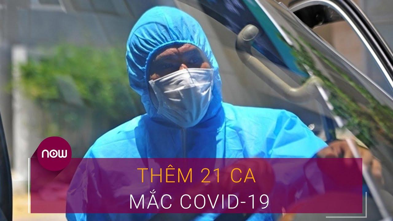 Tin Covid-19 chiều 3/8: 15/21 ca mắc Covid-19 mới liên quan đến Đà Nẵng | VTC Now
