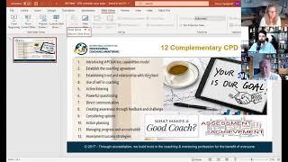 IAPC&M   CPD   Direct Communication