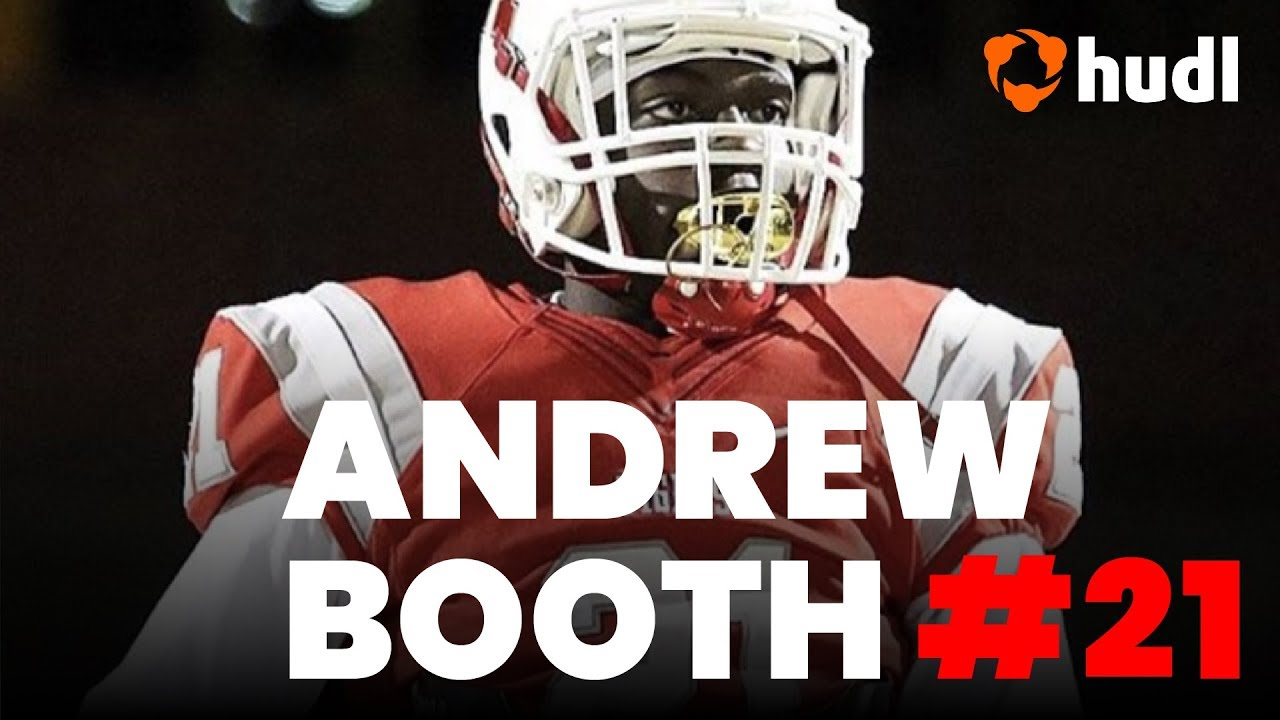 Andrew Booth Archer High School Football Ultimate Highlights