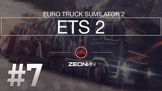 YÜK ÇOK AĞIR GELDİ :) | Euro Truck Simulator 2 | #7