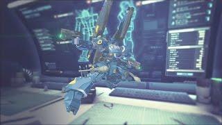 Gundam Breaker 2 - Island Iffish Mission 1 (Kampfer Amazing)