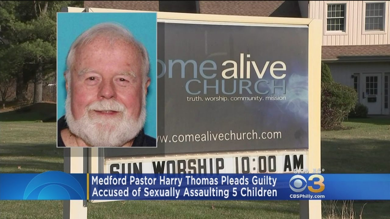 Medford Pastor Pleads Guilty To Sexually Assaulting 5 Children