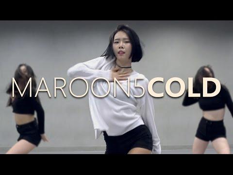 MAROON5 - COLD / Choreography. HAZEL