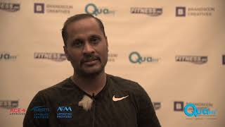 Quafit Aquatic Fitness Instructor Course Testimonial - Sathish
