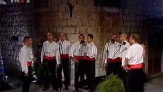 Lipa li si Mare moja - klapa Šufit - FDK 2003