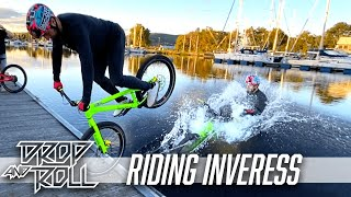Riding Street and Falling in Canals with Ben and Rory