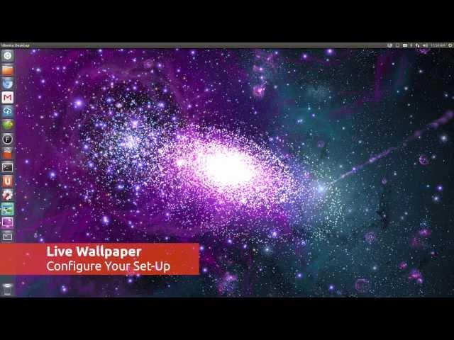 How To Add Live Wallpaper The Ubuntu Desktop