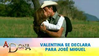A Dona - Valentina se Declara Para José Miguel