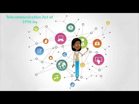 The FCC & Telecommunication Act Of 1996