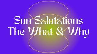 sun salutations#