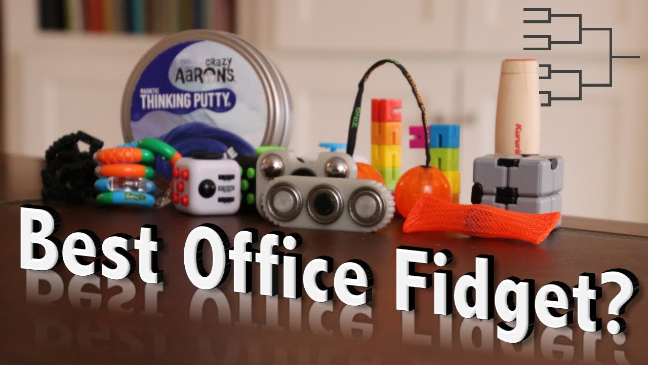 Best Fidget Toy For The Office Desk