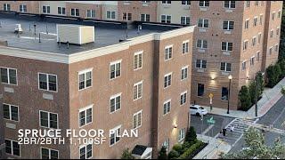 Corcoran Spruce Floor Plan