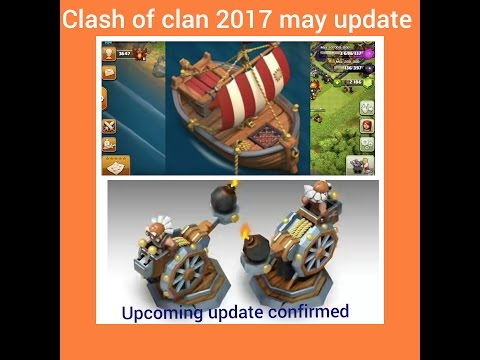 Thumbnail: Clash of clans 2017 May update | Clash of clans | coc