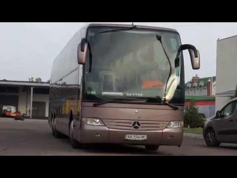 Mercedes Travego O 580 16 RHD 48 мест