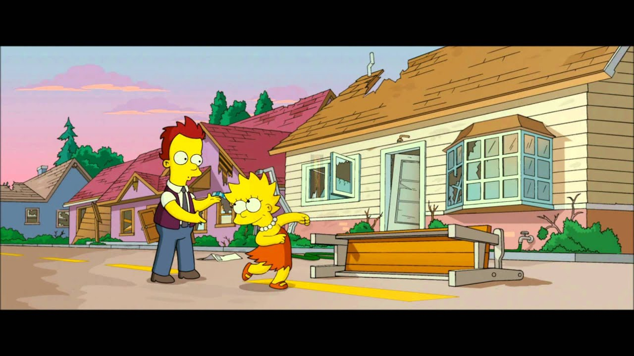You tube the simpsons movie